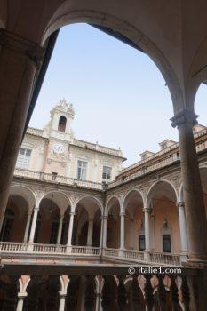 palais Bianco à Gênes