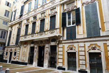 Palais des Rolli à Gênes