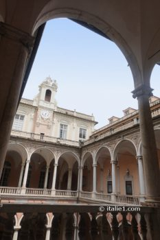 palais Doria-Tursi à Gênes ou palazzo Doria Tursi