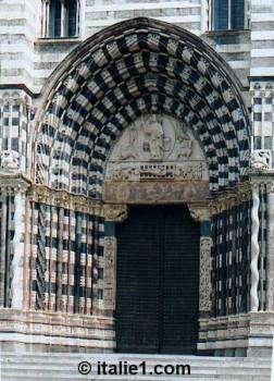 Cathédrale San Lorenzo à Gênes