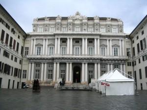 Palais Ducal à Gênes