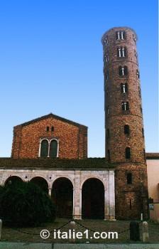 Sant' Apollinare Nuovo à Ravenne