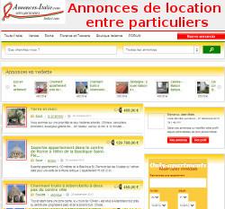 Annonces gratuites particuliers Italie
