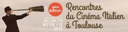 Cinéma italien à Toulouse
