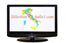Italie et télévision francophone
