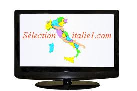 Italie à la télévision
