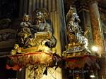 Chapelle San Genaro du duomo de Naples