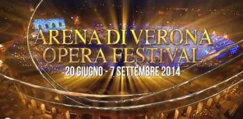 92e festival de l'arène de vérone 2014