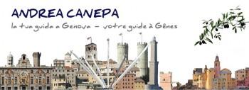 Guide Gênes Andrea Canepa