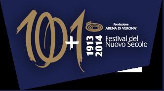 Arène de Vérone festival 2014