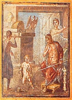 Pompei Maison des Vettii