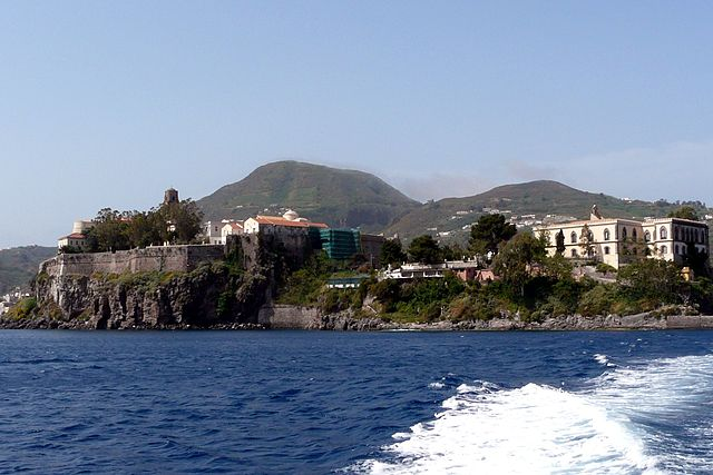 Lipari îles de la Sicile