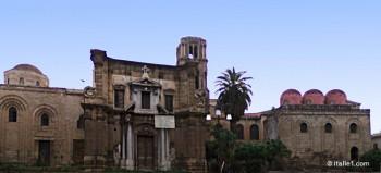 Martorana et San Cataldo