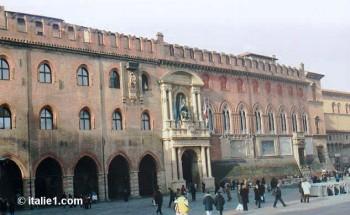 Palais d'Accursio à Bologne