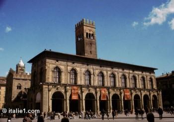 Palazzo del Podestà à Bologne