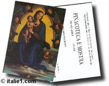 pinacothèque de Bologne