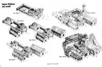 Histoire de Santo Stefano à Bologne