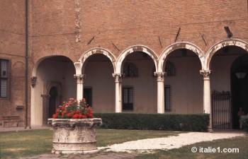 Casa Romei à Ferrare