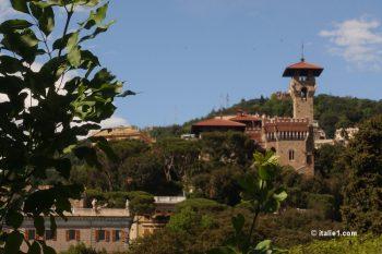 Château d'Albertis à Gênes