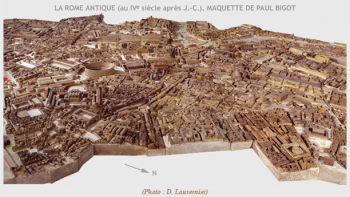 rome-antique-maquette-caen