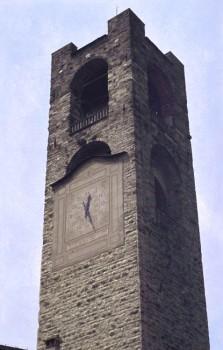 Piazza Vecchia à Bergame