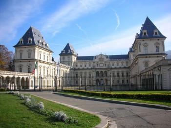 Château du Valentino à Turin