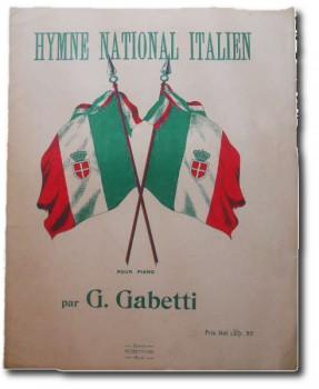 Hymne national italien