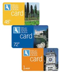 FVG card Friuli Venezia Giulia card