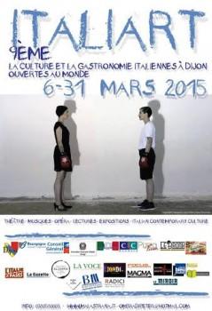 Italiart à Dijon 2015