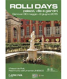 Rolli days palais des Rolli à Gênes