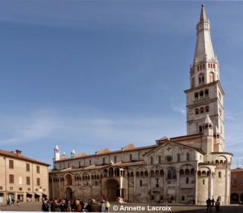 Cathédrale de Modène Duomo