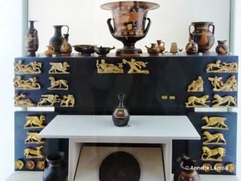 Marta Musée archéologique de Tarente