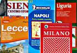 Plan Italie carte routière Sienne Milan Lecce