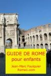 Livres sur l'Italie Guide de Rome pour enfants