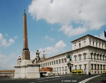 60e anniversaire du jumelage Paris-Rome