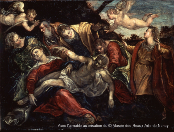 Le Tintoret et Yves Bonnefoy à Nancy
