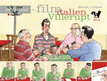 Festival du film italien de Villerupt 2016