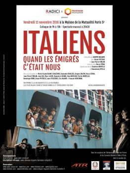 Italiens quand les émigrés c'était nous
