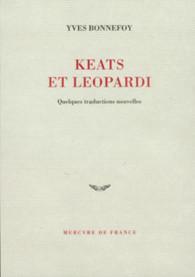 Giacomo Leopardi une haie et l'infini