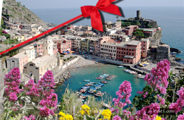 Séjour sur la Riviera : Gênes, Portofino, La Spezia, Cinqueterre