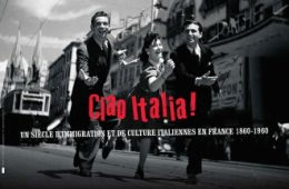 Exposition Ciao Italia à Paris