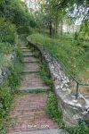 escaliers et creuze de Gênes