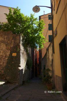 caruggi de Gênes