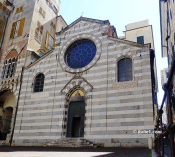 église San Matteo à Gênes