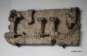 Cloître de San Matteo à Gênes
