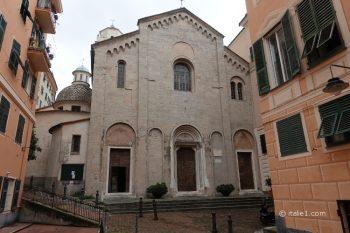 Santa Maria di Castello à Gênes