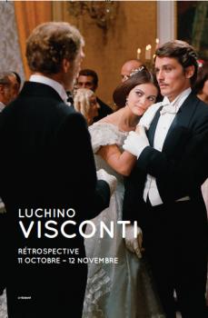 Rétrospective Luchino Visconti à la cinémathèque nationale de Paris