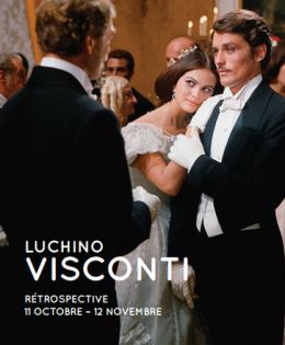 Rétrospective Luchino Visconti à la Cinémathèque française de Paris