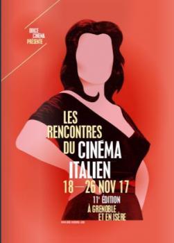 11esRencontres du cinéma italien 2017 de Grenoble