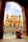duomo e Noto en Sicile